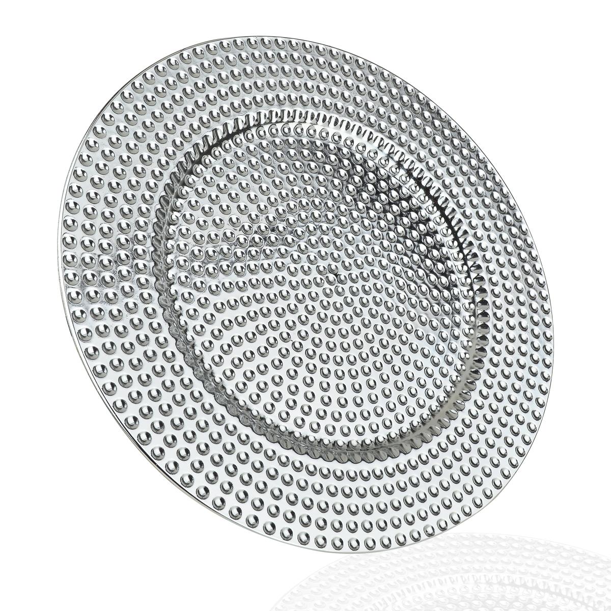 talerz srebrny 1
