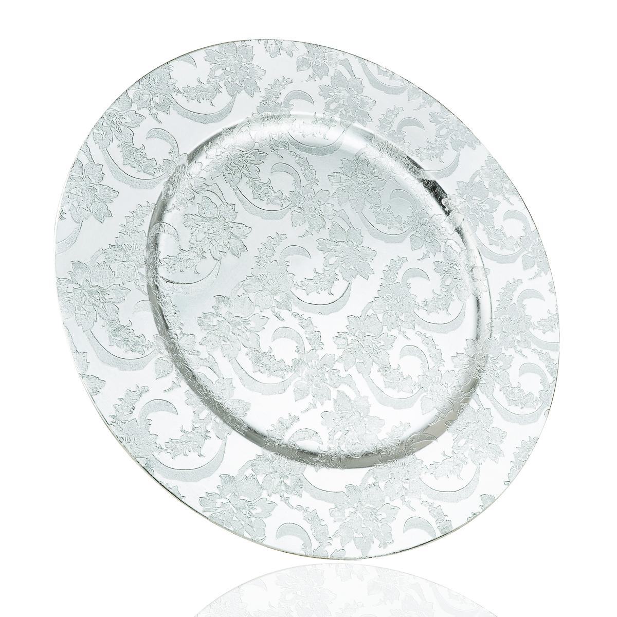 talerz srebrny 2