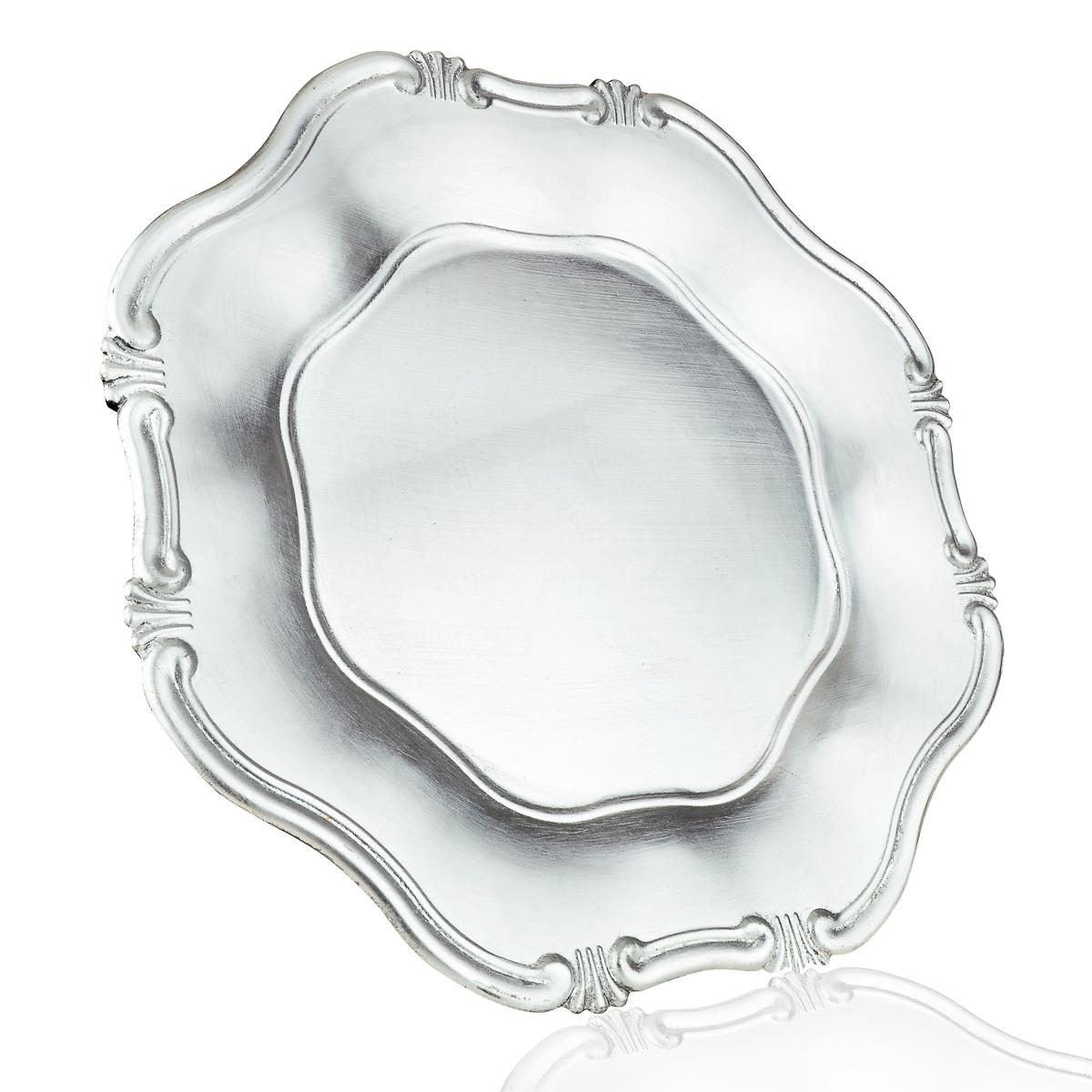 talerz srebrny 3
